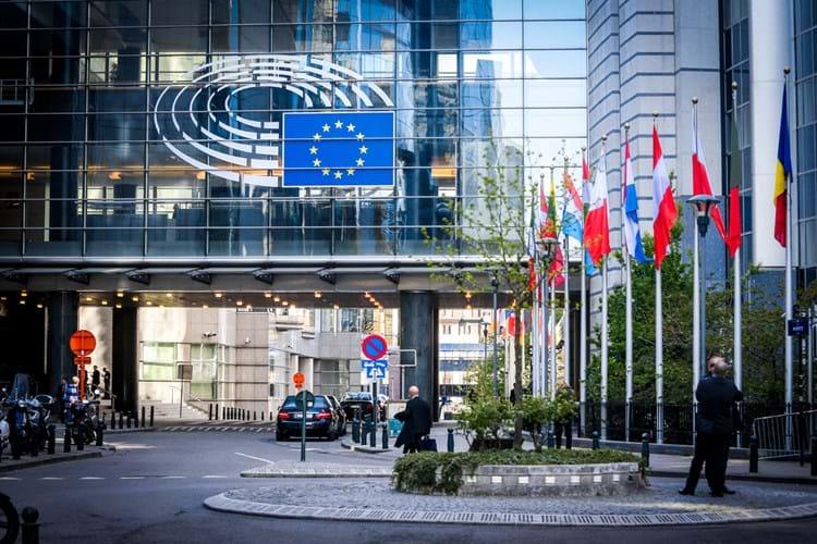 European Union flag and parliament 2269NE 01-12-16.jpg