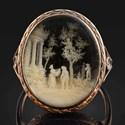 Napoleon ring sold at Osenat auction