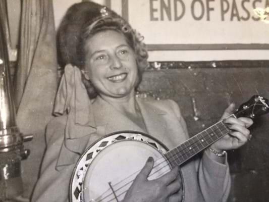 George Formby's banjolele