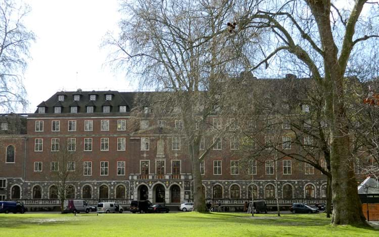 Church House Conference Centre in Westminster