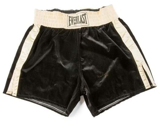 Muhammed Ali trunks
