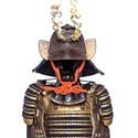 Japanese Edo period suit of armour