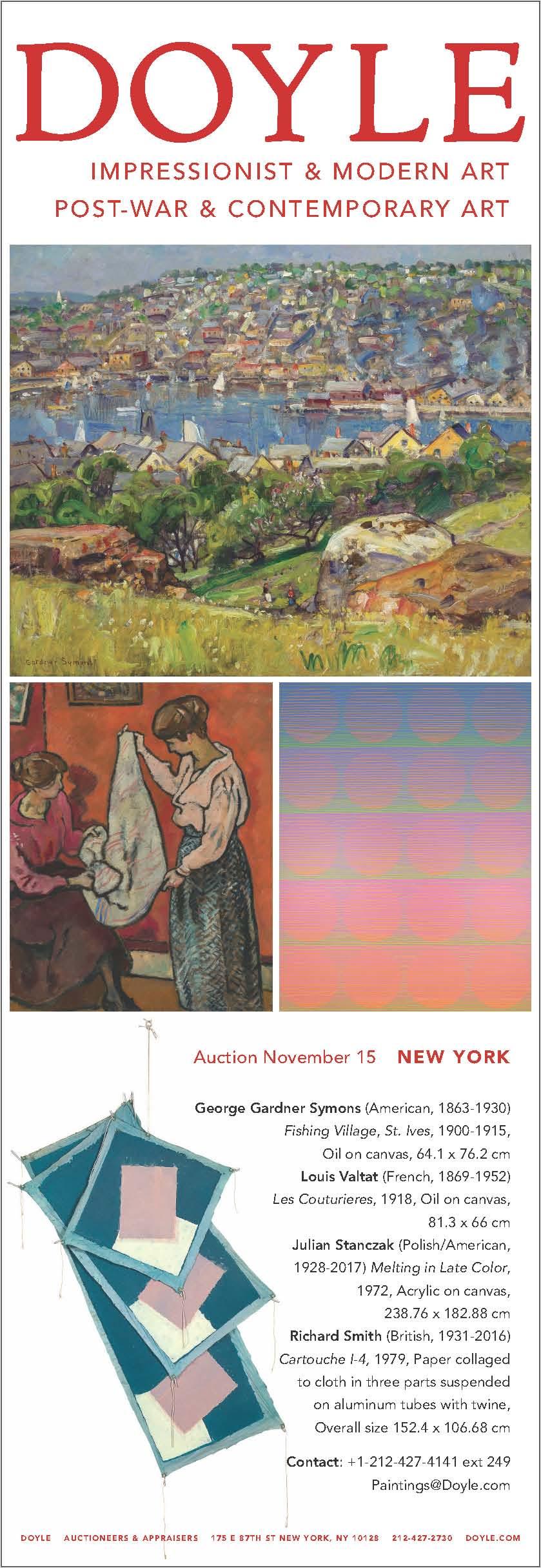 Doyle - Impressionist & Modern Art Post-War & Contemporay Art.jpg