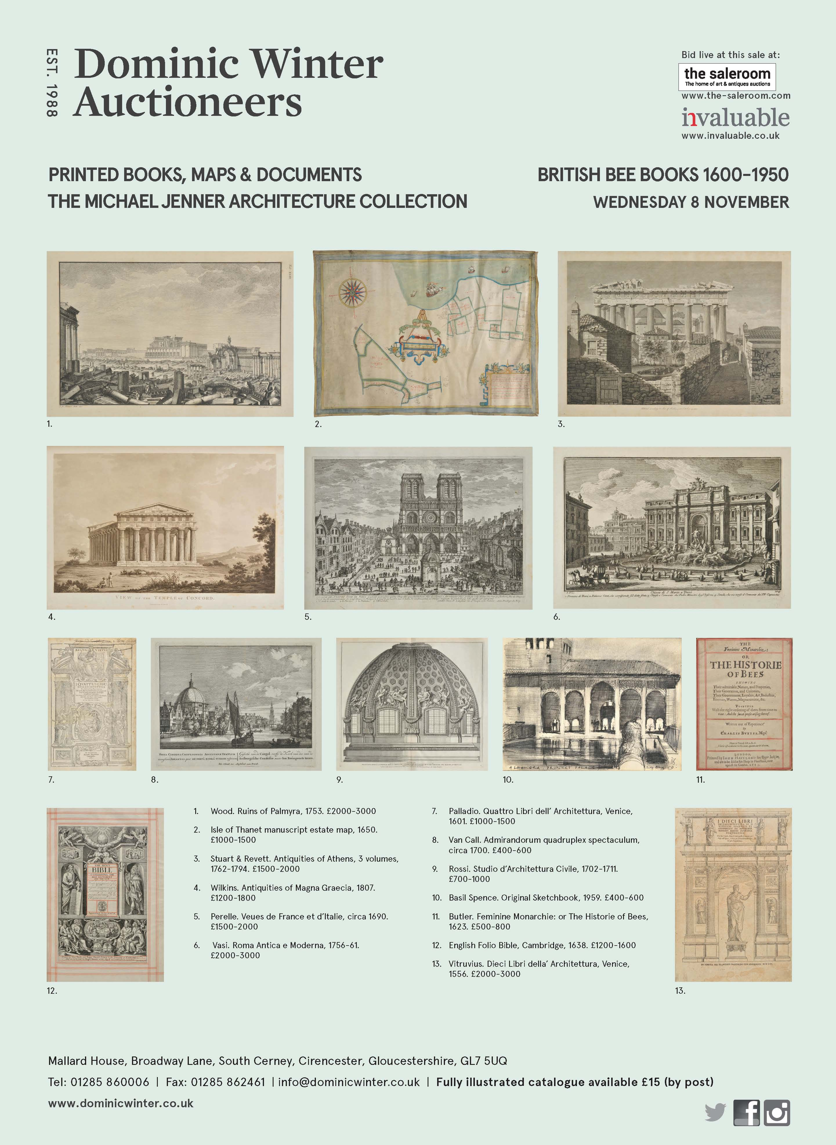 Dominic Winter - Printed Books, Maps & Documents The Michael Jenner Architecture Collection.jpg