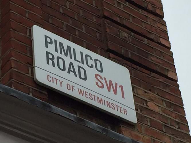 Pimlico Rd