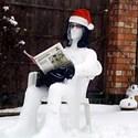 ATG snowman