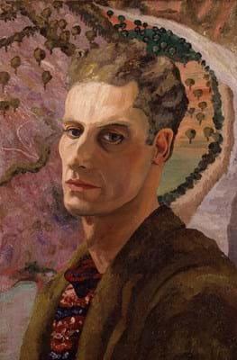 Morris Self-portrait