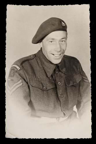 soldier GH Rowson