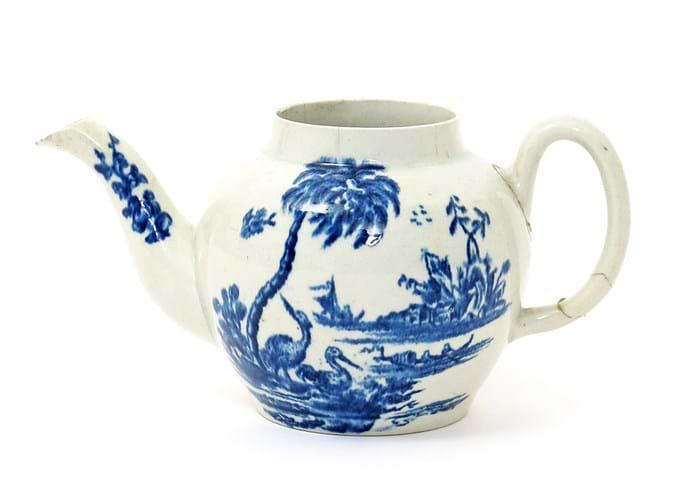 John Bartlam Cain Hoy teapot
