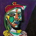 Picasso portrait at Sotheby's