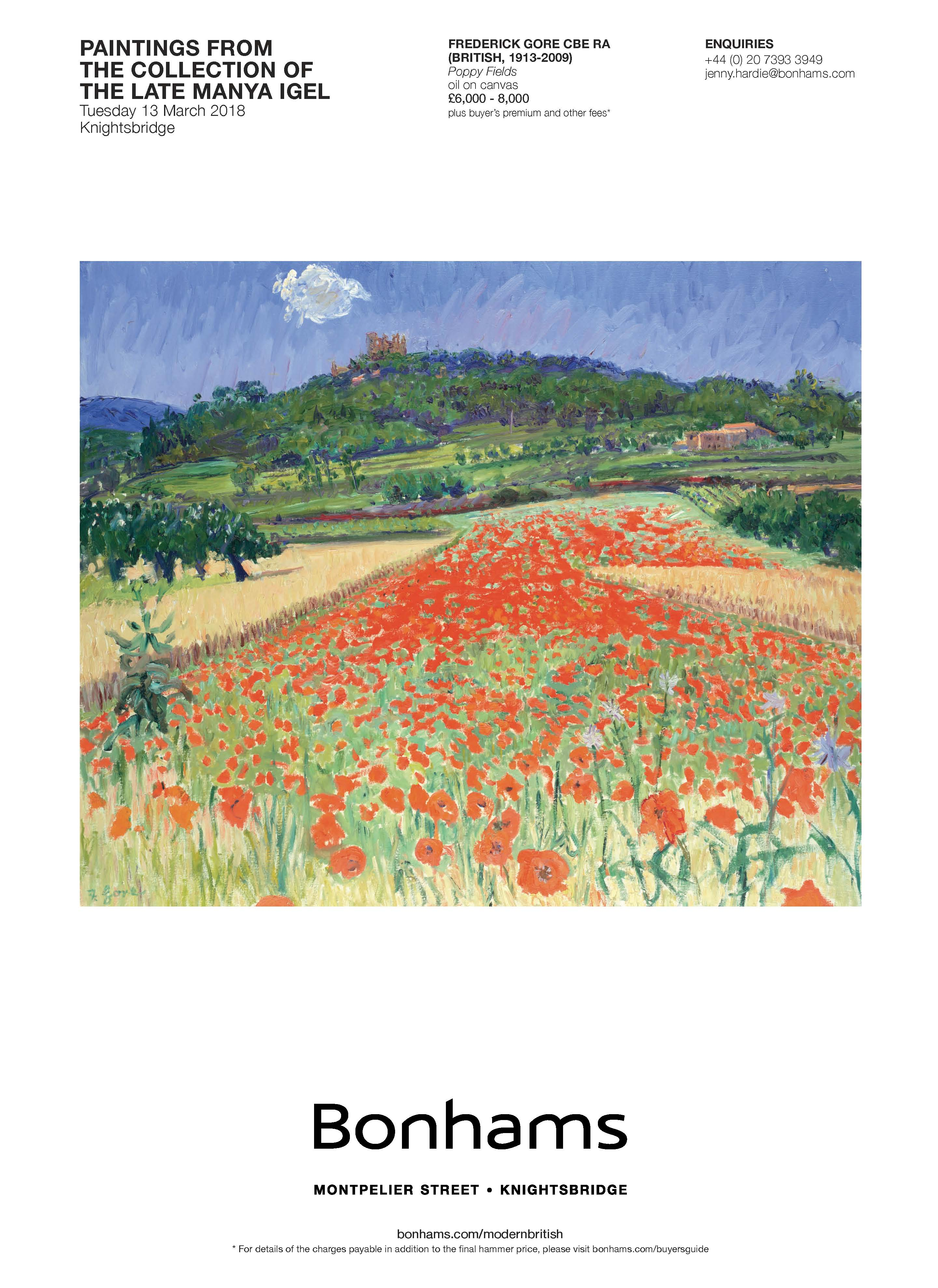 Bonhams Paintings from the Collection of the late Manya Igel.jpg