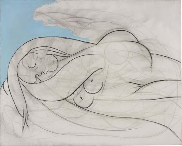 'La Dormeuse' by Pablo Picasso