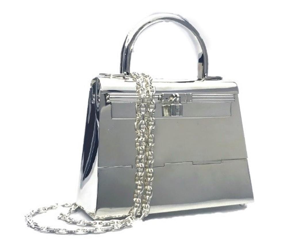 Sterling Silver Hermès Handbag Makes