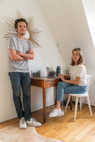 The French vintage furniture platform Selency was founded by Maxime Brousse and Charlotte Cadé in 2014. Now it is live for UK users.