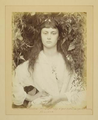 Julia Margaret Cameron, Pomona, 1887, Albumen print, © The RPS Collection at the Victoria and Albert Museum, London.jpg