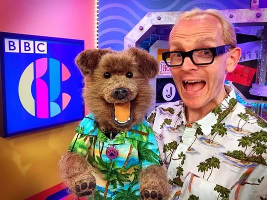 WEB Phil Fletcher and Hacker the Dog.jpg
