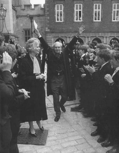 4.Sir Martin and Lady Charteris - last day at Eton College.jpg