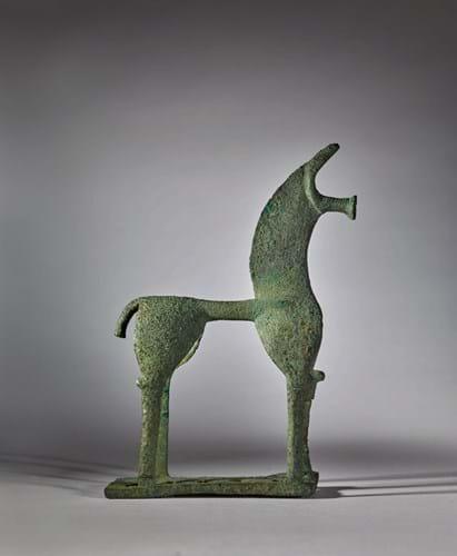 Ancient Greek horse