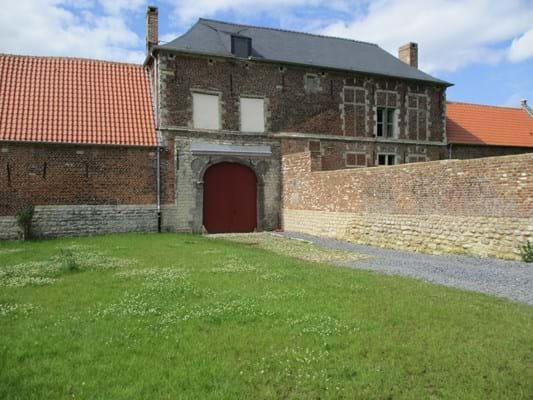 Hougoumont Château
