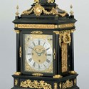 Selby Lowndes table clock