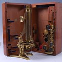 Alfred Swaine Taylor's microscope