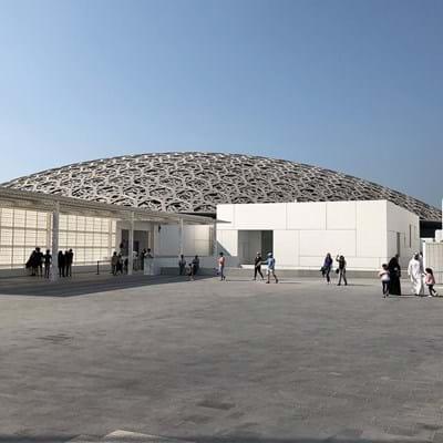 Louvre Abu Dhab