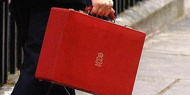 Budget briefcase