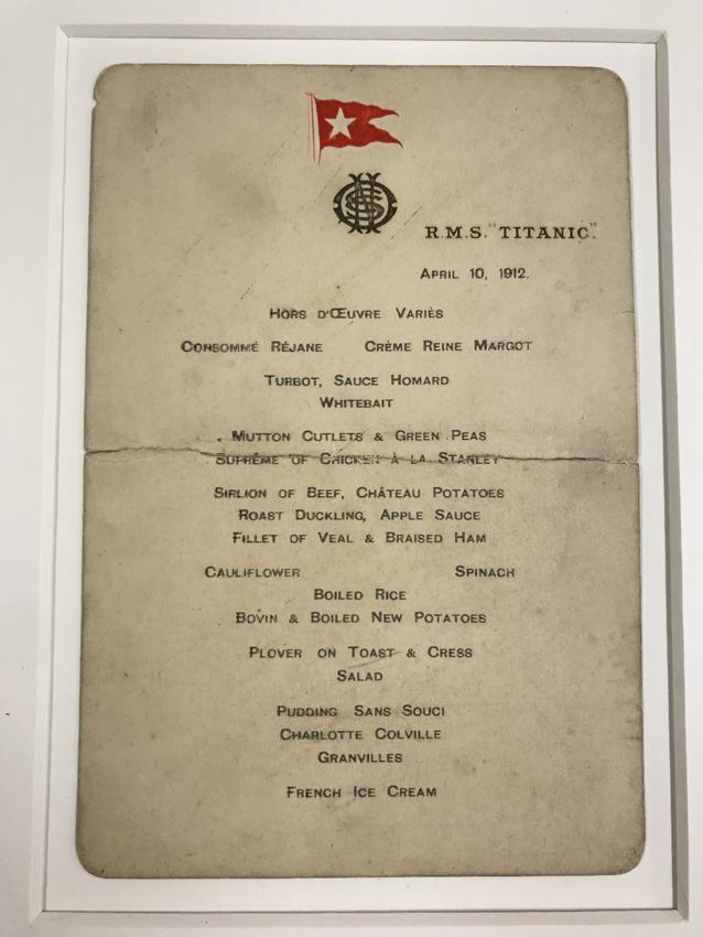 SS Nomadic (Modélisation 3D 1/200°) par Iceman29 - Page 7 Titanic-menu-2366