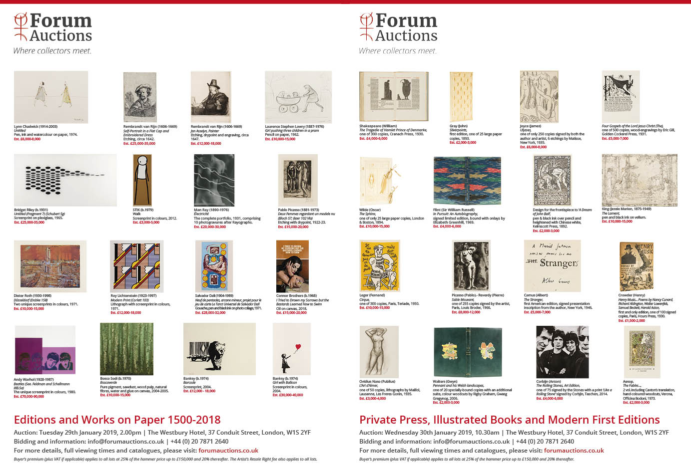 Forum - Works on Paper and Books.jpg