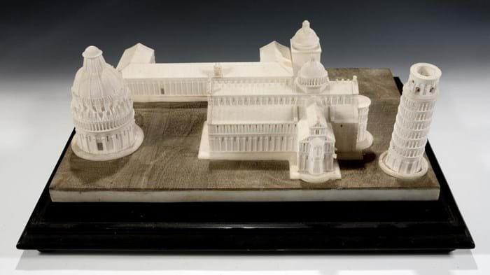 Piazza del Duomo model