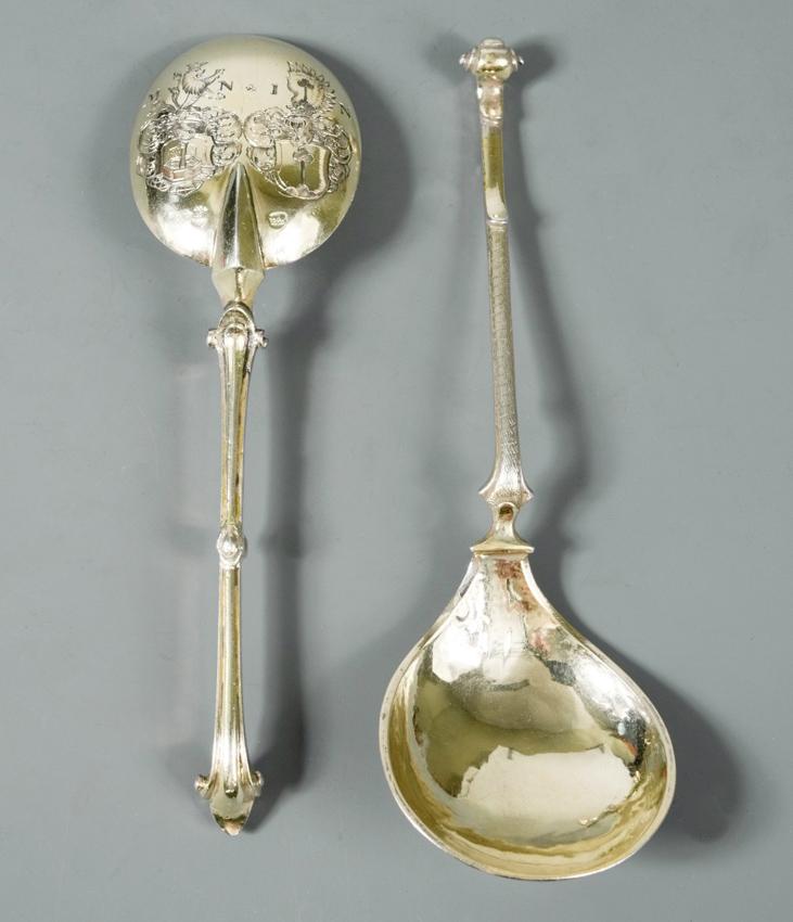 Vintage Silver Spoon