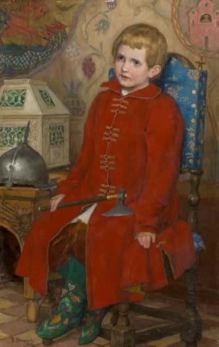 Viktor Vasnetsov painting