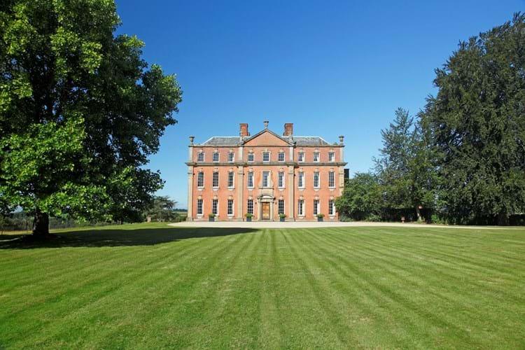 Mawley Hall in Shropshire