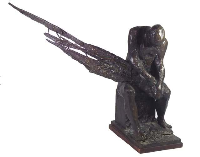 'Daedalus Wingmaker, 1960' by Michael Ayrton