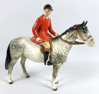 Beswick pottery horse