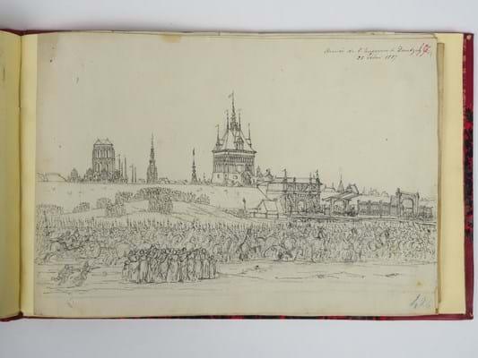 Benjamin Zix sketchbook