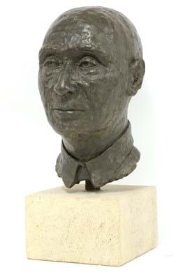 Joanne Brogden (1929-2013), a bust of Murray Arbeid.jpg