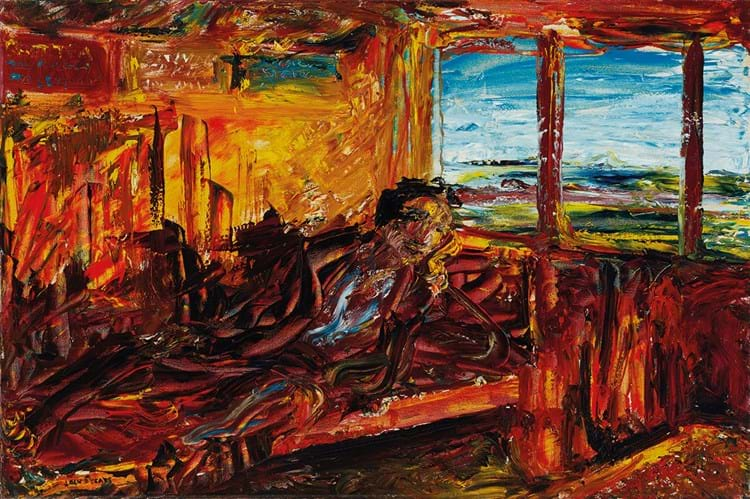 'Reverie' by Jack Butler Yeats