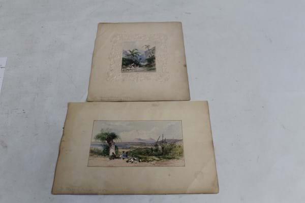 John Skinner Prout watercolours