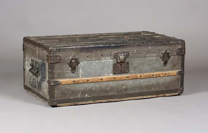 Louis Vuitton Explorer trunk
