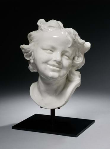 Louis-François Roubiliac (1705-1762), 'Head of a Laughing Child', about 1746–49 (c) Victoria and Albert Museum, London (3).jpg