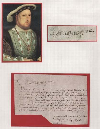 Henry VIII document.jpg