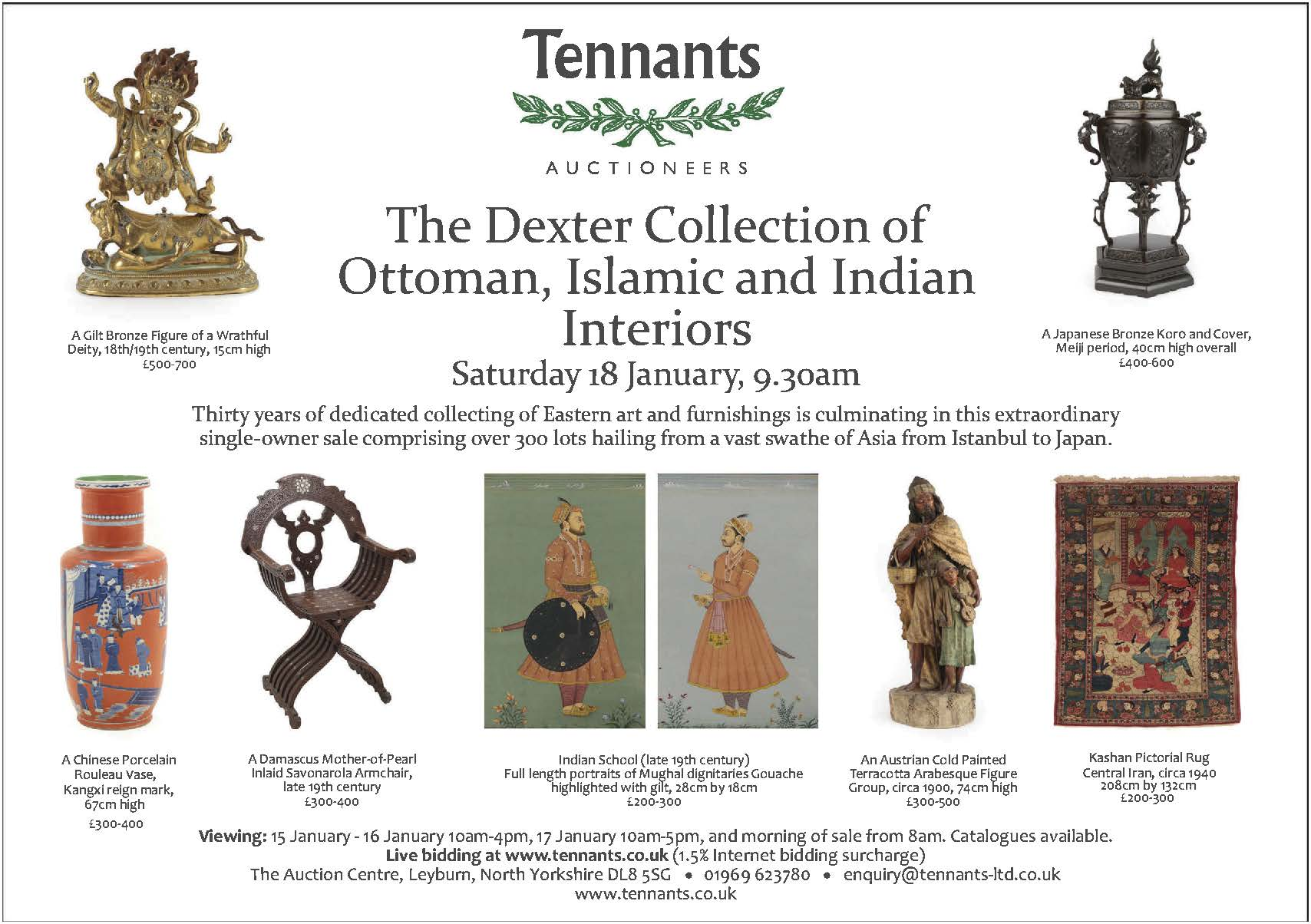 Tennants - The Dexter Collection of Ottoman, Islamic & Indian Interiors.jpg
