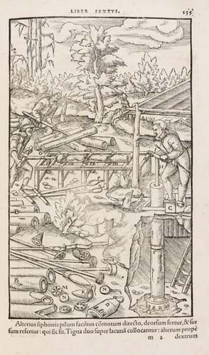 Georgius Agricola 'De re metallica'