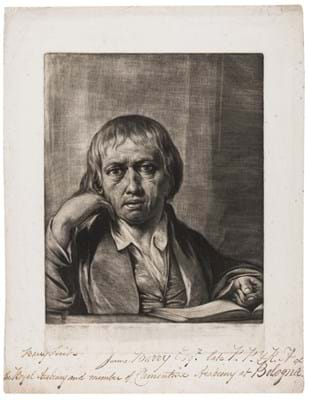 James Barry print