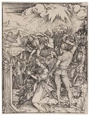 Albrecht Durer print