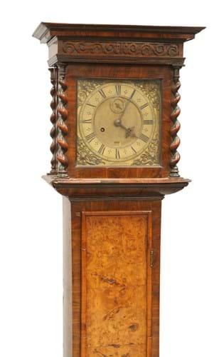 Longcase clock by Henry Jones