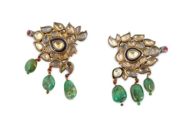 Turban ornament