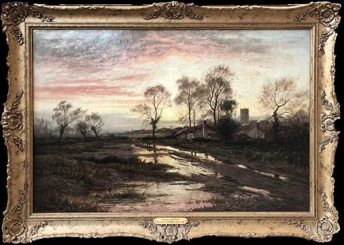 Daniel Sherrin landscape