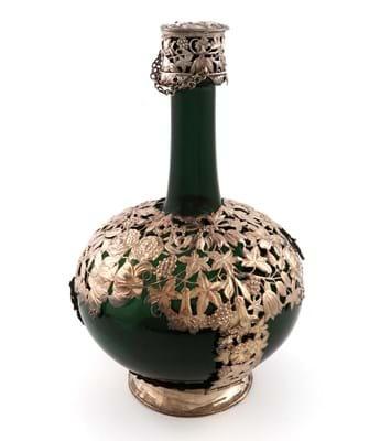 Hans C Brechtel bottle
